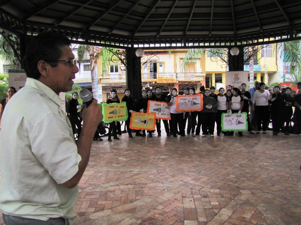 CPD inicia lucha contra el abuso sexual a menores del cantón