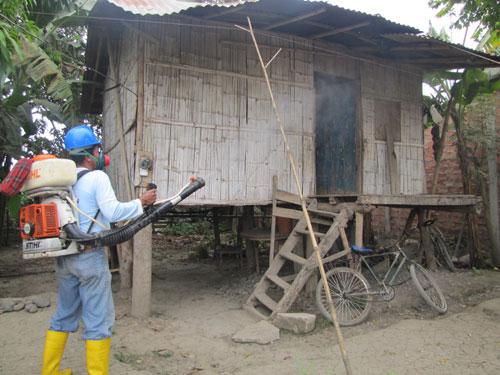 Trabajos de prevención y recolección que generan bienestar a la comunidad