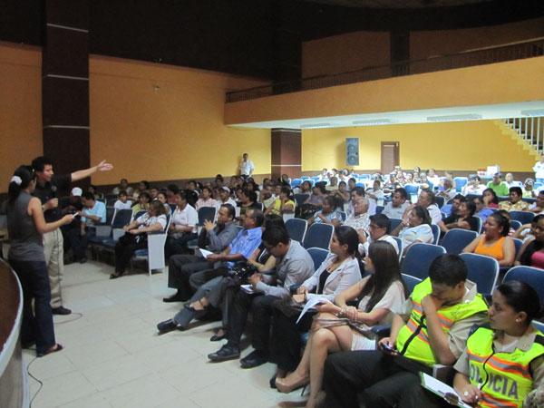 Gobierno Municipal desarrolló audiencia ciudadana para presentar fase de impacto ambiental