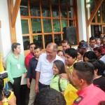 Con presencia de Vicepresidente Jorge Glas,  I-tur abrió sus puertas en estación del tren