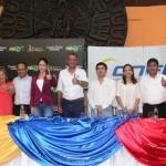CNEL y Municipio firmaron convenio  de ampliación de alumbrado público