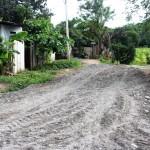 Mejoramiento de estado de vías en Las Palmas Sur