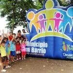 Minga, brigada médica y entrega  de raciones en sector Las Pozas 2
