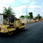 Asfaltado de calle Córdova en toda su extensión