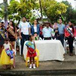 Alcaldesa lideró festejos por XLIX  aniversario del recinto 5 de Junio