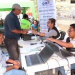 Brigadas del CNE y de salud  brindarán servicios gratuitos