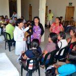 200 milagreñas atendidas en campaña preventiva de cáncer