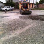 Rehabilitación de áreas deportivas  en Las Américas, San Miguel y FAE