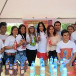 Juventud solidaria acogida en la tierra más dulce del Ecuador