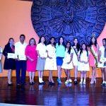 La juventud estudiantil rindió homenaje a la música nacional