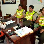 Se coordinan acciones para fortalecer la seguridad