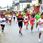 """5.628 deportistas corrieron la  2k y 5k """"Por un Milagro Saludable"""""""