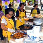 Recaudación en festival de comidas permitirá  las primeras 10 cirugías gratuitas de cataratas