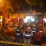 Alcaldesa supervisó avance de obras de calle Andrés Bello y los sistemas de alcantarillado