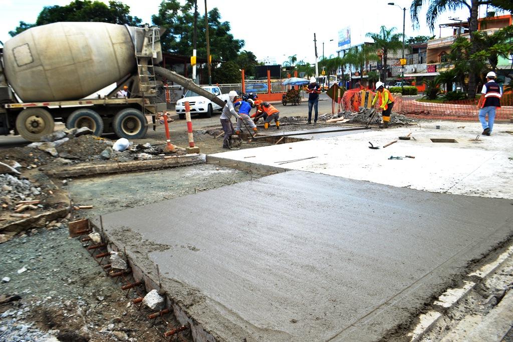 Calle Andrés Bello será la primera en tener soterramiento de cables