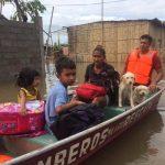 Milagro declarado en estado de emergencia por atravesar la peor inundación en 20 años