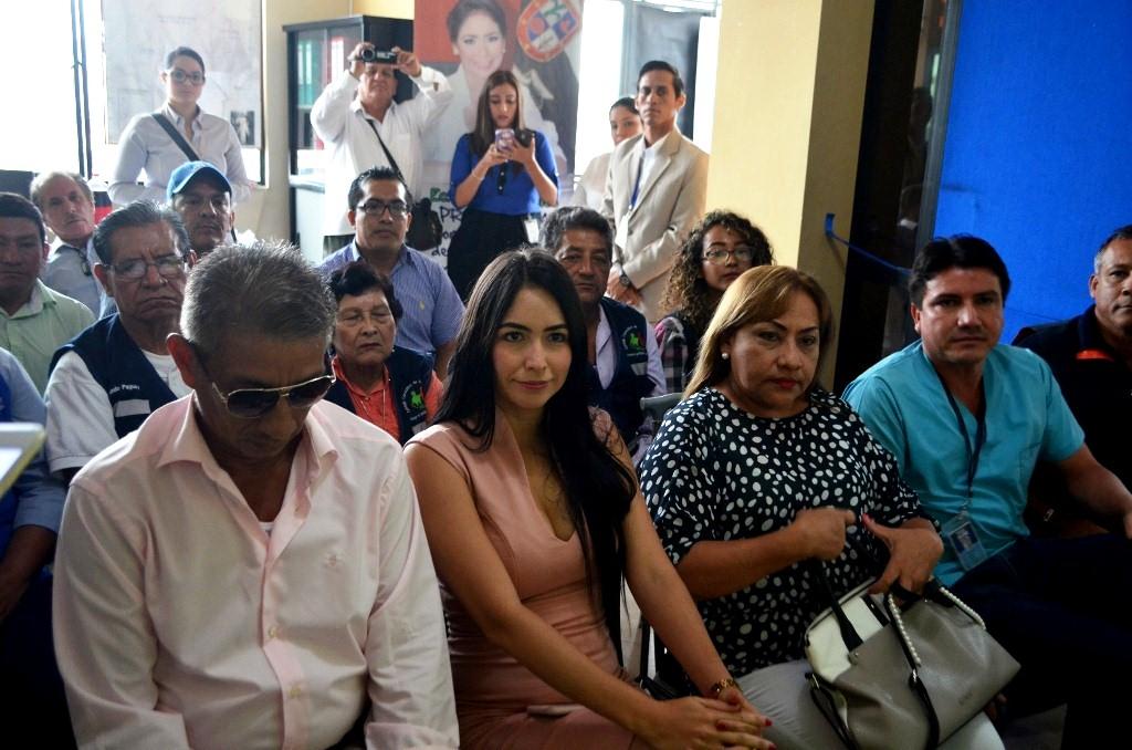 Alcaldesa inauguró Unidad de Atención de Peritaje Integral