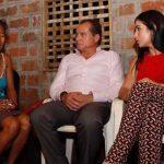 Alcaldesa y Gobernador ratificaron su  apoyo a familia de niños fallecidos