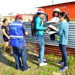 Avanza proceso de regularización de predios en sector Los  Robles