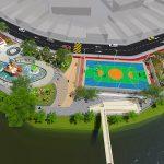 Primer parque acuático y turístico, rescatará y embellecerá malecón
