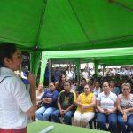 Alcaldesa escuchó en territorio necesidades de la ciudadanía