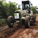 Mejoramiento de vías en ciudadelas 21 de enero, 13 de Abril y Javier Romero