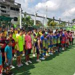 """Se jugaron partidos finales de I Torneo de Indor-Fútbol """"Mi Barrio Con Denisse"""""""