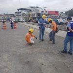 Arrancó programa de bacheo asfáltico en 34.622 m² de calles