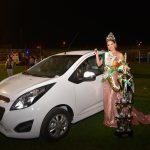 Doménica Zambonino Bracho, nueva Reina de Milagro