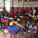 Comunidades participaron en segunda jornada de socialización del presupuesto participativo 2018