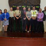 Consejo de seguridad ciudadana cumplió mesa de trabajo ampliada