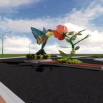 Se construirán tres monumentos alusivos a Milagro y escultura en honor a maestros