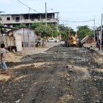 El lastrado de calles se extiende a más ciudadelas del norte y sureste