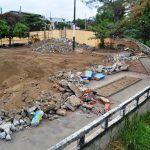 Se ejecuta obra de construcción de parque acuático y turístico