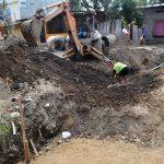 Ducto cajón evacuará las aguas lluvias en 5 de Junio
