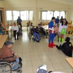 Municipio brindó programa de homenaje a adultos mayores de centro gerontológico