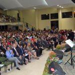 ALCALDESA ENTREGÓ RECONOCIMIENTOS EN CEREMONIA POR 120 AÑOS DE IGLESIA ALIANZA CRISTIANA Y MISIONERA DEL ECUADOR