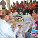 Brigada contra hígado graso atendió gratuitamente a 120 pacientes