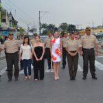 DISTRITOS DE LA POLICÍA NACIONAL, CELEBRARON LA NAVIDAD EN MILAGRO