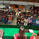 COMERCIANTES DE BAHÍA MI LINDO MILAGRO RATIFICARON SU CONFIANZA A LA ALCALDESA CON FIRMA DE CONVENIO