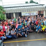 MUNICIPIO PARTICIPÓ EN MINGA DE LOS 20 CENTROS DE DESARROLLO INFANTIL
