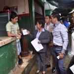 SOCIALIZAN PRÓXIMAS JORNADAS DE CLAUSURA EN MERCADOS MUNICIPALES