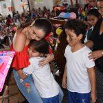 MUNICIPIO Y MIES HOMENAJEARON A MILES DE NIÑOS TRAS CONMEMORARSE SU DÍA