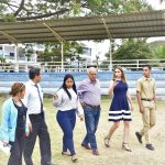 Alcaldesa atiende petición de la Unidad Educativa José María Velasco Ibarra