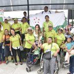 Milagro fue sede de olimpiadas paraolímpicas
