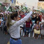 Cancha entregada en la Lotización Los Chirijos