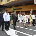 Fiesta y civismo en las calles de Milagro