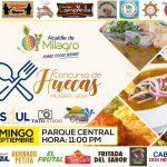 Concurso de Huecas y Festival gastronómico de la Piña este domingo