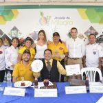 Concurso de 'Huecas'  IV Festival Gastronómico de La Piña