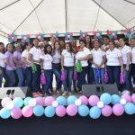Centros de Desarrollo Infantil de convenio Municipio-MIES realizaron programa de integración